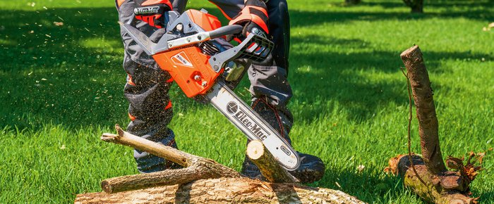 New GSH compact chainsaws from Oleo-Mac